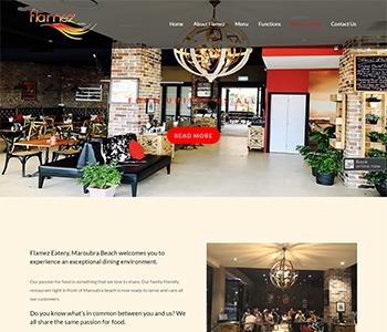 Flamez Eatery Sydney