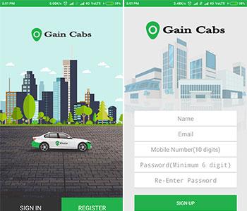 Gain Cabs
