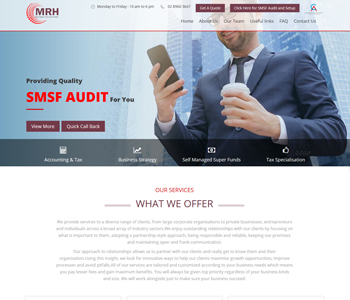 MRH Business Accountants