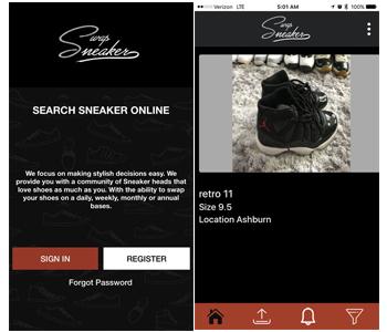 Swap Sneaker